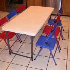 Childrens Fold Up Table And Chairs Chair Exercise Justin Timberlake Kids Folding Set Decor Ideasdecor Ideas