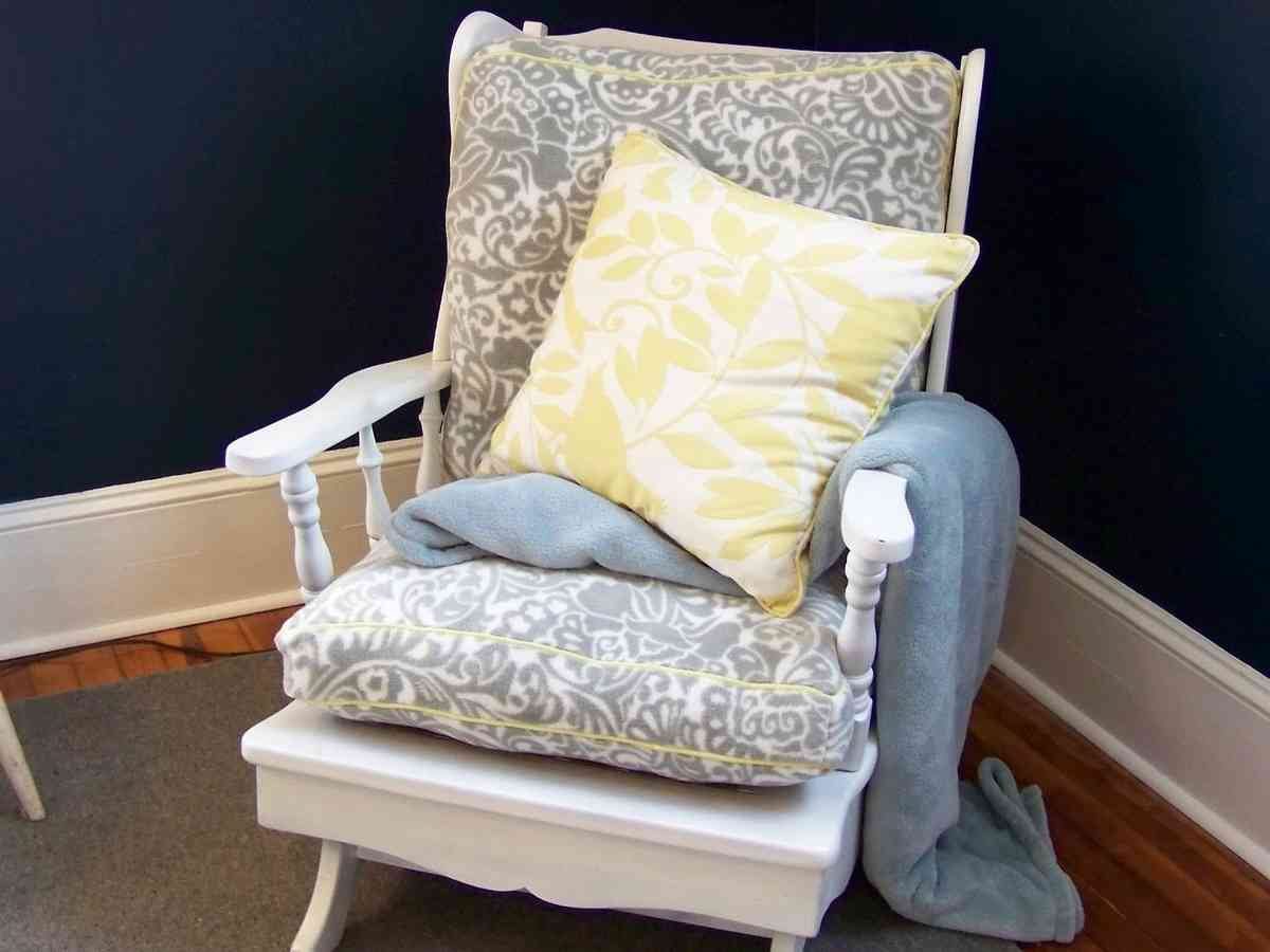 indoor rocking chair cushions where to rent covers for a wedding cushion sets nursery - decor ideasdecor ideas