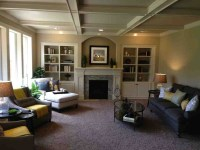 Warm Wall Colors for Living Rooms