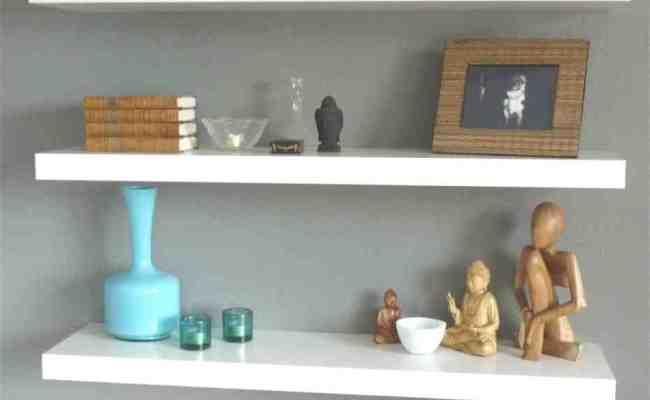 Floating Wall Shelves Decorating Ideas Decor Ideasdecor