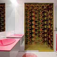 Hot Pink Office Chair Hardwood Dining Chairs Bathroom Decor Ideasdecor Ideas