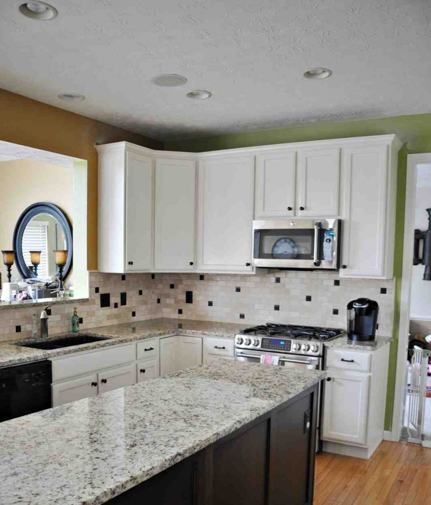 Oak Kitchen Cabinet Makeover Decor IdeasDecor Ideas