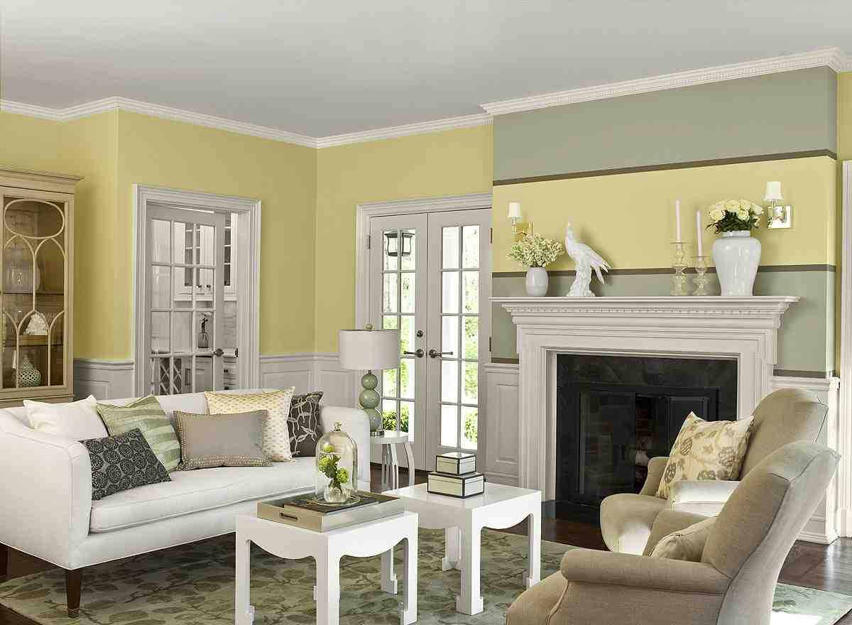 Paint Color Schemes Living Room  Decor IdeasDecor Ideas