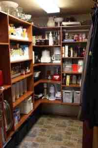 Wood Pantry Shelving Systems - Decor IdeasDecor Ideas