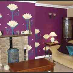 Girls Desk With Chair Fabric For Office Chairs Purple Walls In Living Room - Decor Ideasdecor Ideas