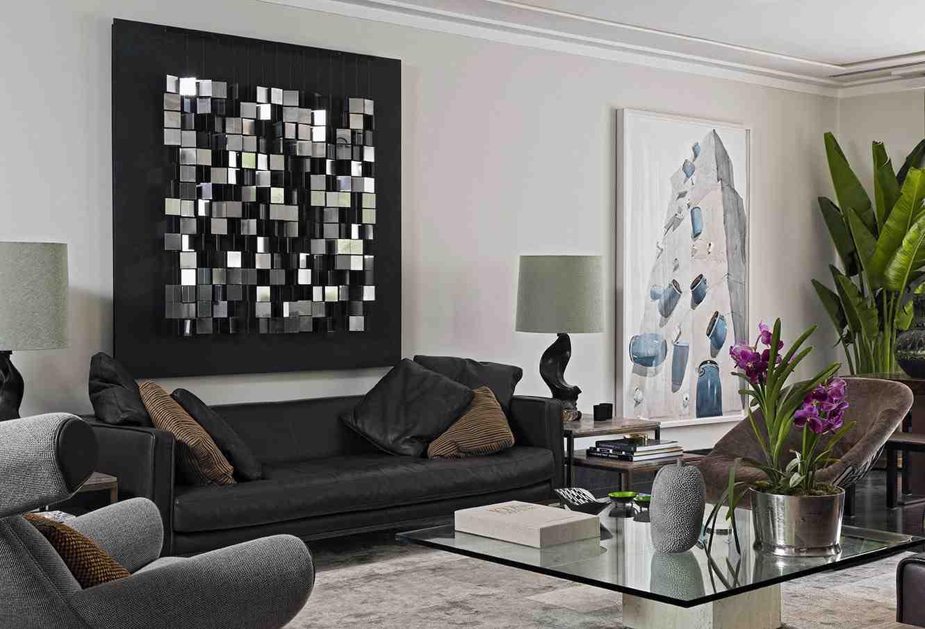 Living Room Wall Decor: 5 Options