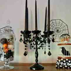 Black Dining Sets With 6 Chairs Cowhide For Sale Halloween Candelabra - Decor Ideasdecor Ideas