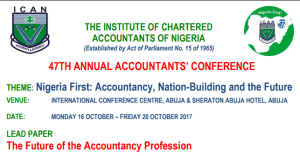 47th Annual ICAN Conference