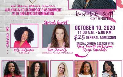 I 'STILL' Can't Come Down Women's Conference Replay