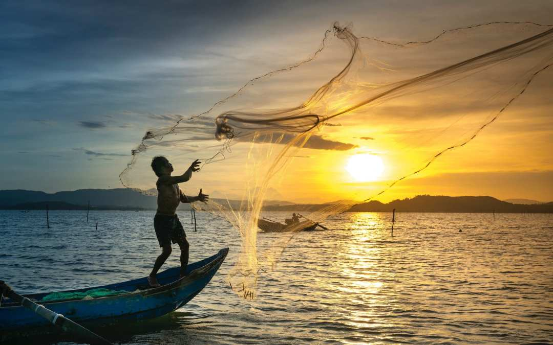 The Fisherman Leap