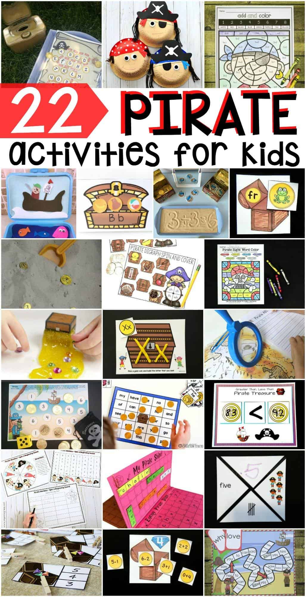 Treasure Map Capital And Lowercase Letter Matching