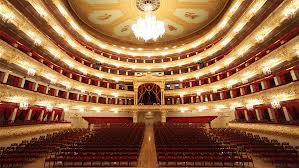 INTERIOR OF BOSHOI BALLET