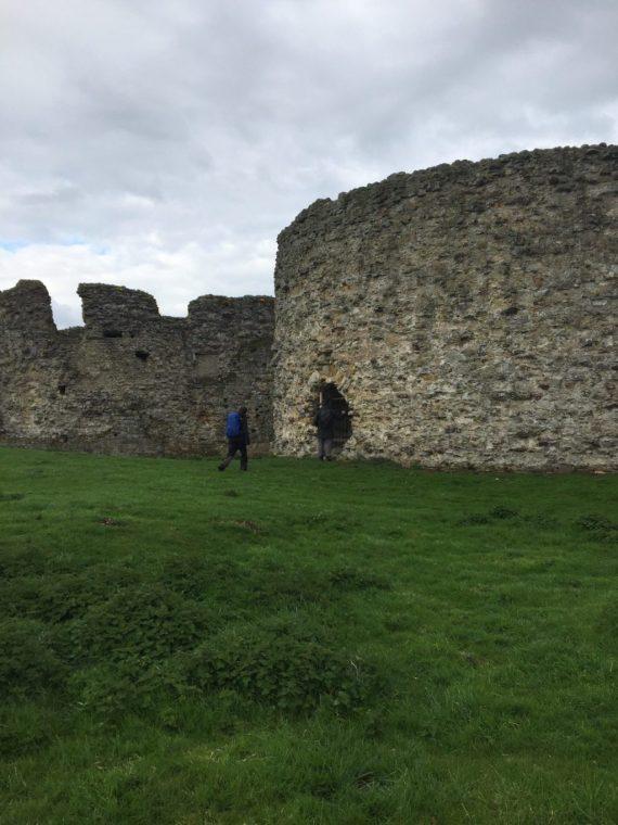 camber castle near Rye
