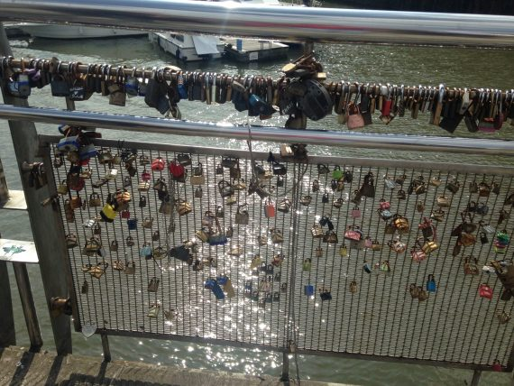 A SNAPSHOT OF PADLOCK BRIDGE