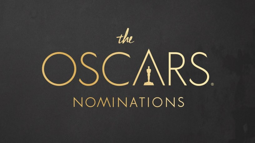 Logo for the Academy Award Oscar Nominations