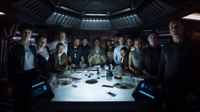 Cast of ALIEN: COVENANT (2017)