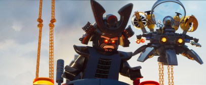 Justin Theroux as the voice of Garmadon in THE LEGO NINJAGO MOVIE
