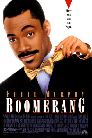 July 1, 1992: BOOMERANG - $70 million total box office gross
