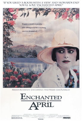 July 31, 1992: ENCHANTED APRIL - $13.2 million total box office gross