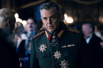 Danny Huston co-stars in WONDER WOMAN