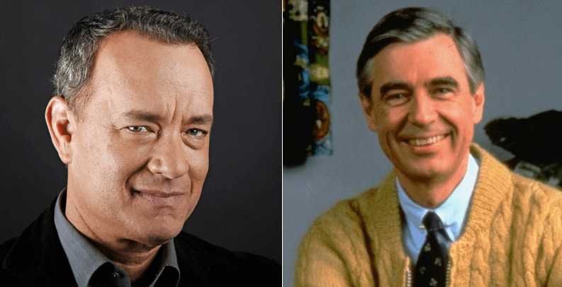 Tom Hanks To Play Mr Rogers In Biopic News I Can T Unsee That Movie Film News And Reviews By Jeff Huston