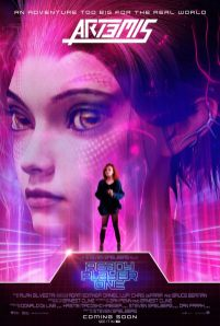 READY PLAYER ONE Artemis One Sheet