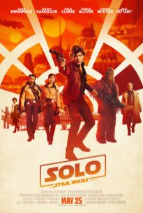 Official Poser for SOLO: A STAR WARS STORY