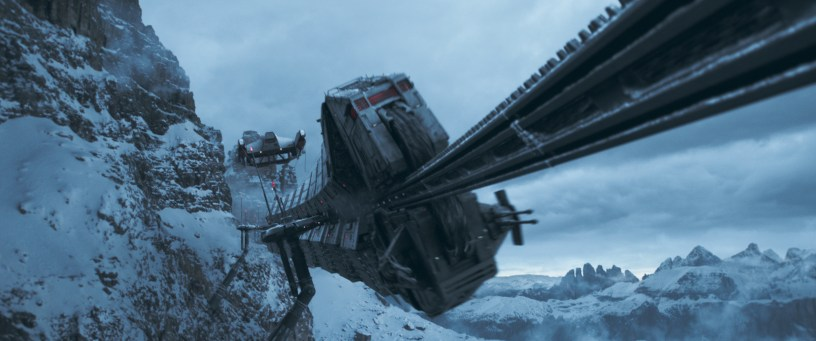 Snow Train in SOLO: A STAR WARS STORY