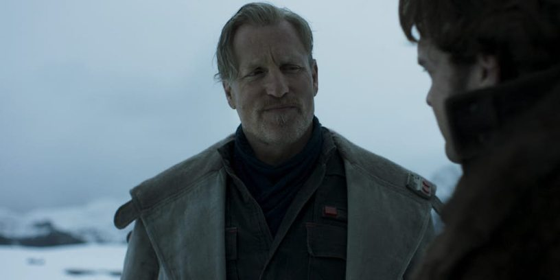 Woody Harrelson as Tobias Beckett in SOLO: A STAR WARS STORY