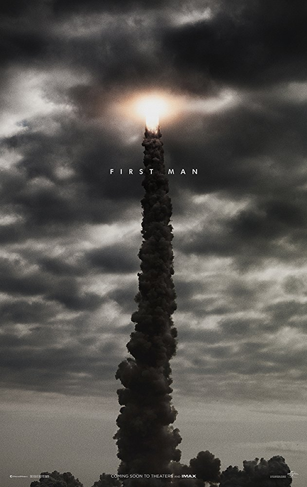 One Sheet launch poster for FIRST MAN