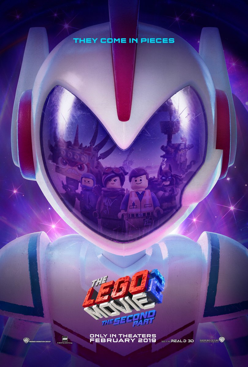 Everything Is Still Awesome In The Lego Movie 2 Trailer Video Poster I Can T Unsee That Movie Film News And Reviews By Jeff Huston
