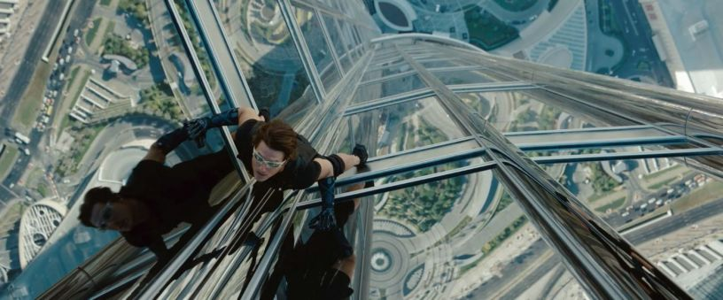 Tom Cruise stars as Ethan Hunt in MISSION: IMPOSSIBLE IV - GHOST PROTOCOL (2011)