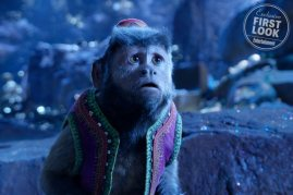 Abu, Aladdin's monkey sidekick, in the live-action remake of ALADDIN (2019)