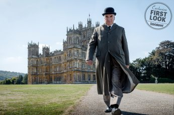 DOWNTON ABBEY Jim Carter as Charles Carson
