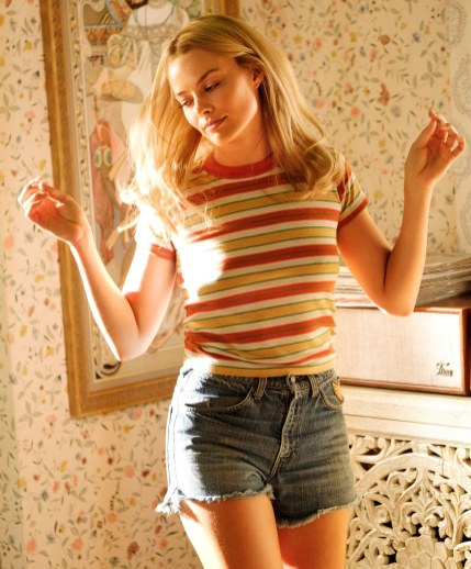 Margot Robbie stars in ONCE UPON A TIME IN HOLLYWOOD (2019)