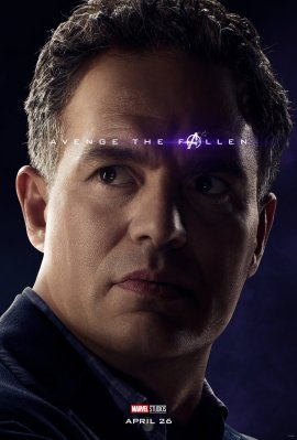 Mark Ruffalo is Bruce Banner in AVENGERS: ENDGAME (2019)