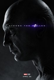 Dave Bautista is Drax in (?) AVENGERS: ENDGAME (2019)