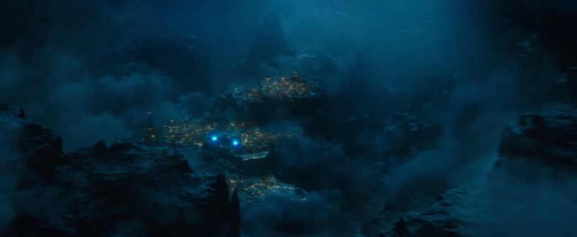 Unknown City in STAR WARS: THE RISE OF SKYWALKER.