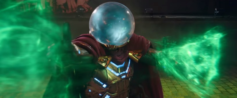 Jake Gyllenhaal as Mysterio in SPIDER-MAN: FAR FROM HOME (2019)