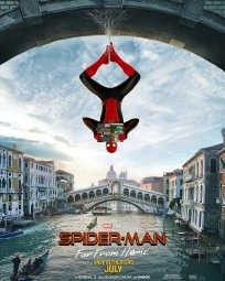 One Sheet Poster for SPIDER-MAN: FAR FROM HOME (2019)