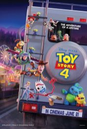 UK Poster for TOY STORY 4 (2019)