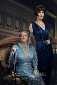 Maggie Smith and Michelle Dockery co-star in DOWNTON ABBEY The Movie (2019)