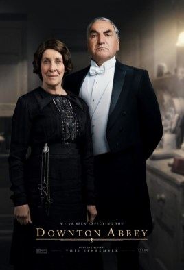 Phyllis Logan and Jim Carter co-star in DOWNTON ABBEY The Movie (2019)