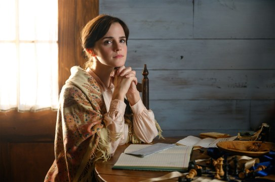Emma Watson (Meg) co-stars in LITTLE WOMEN (2019)