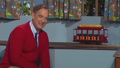 Tom Hanks stars as Fred Rogers in A BEAUTIFUL DAY IN THE NEIGHBORHOOD (2019)