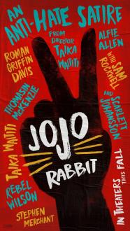 One Sheet Poster for JOJO RABBIT (2019)