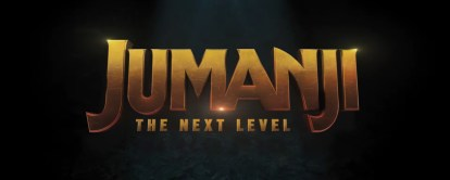 Title Logo for JUMANJI: THE NEXT LEVEL (2019)