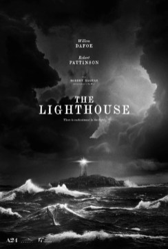One Sheet Poster for THE LIGHTHOUSE (2019)
