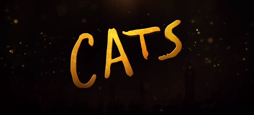 Title Logo for CATS (2019)