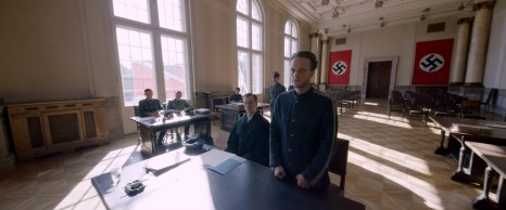 August Diehl stars as real-life Nazi pacifist Franz Jägerstätter in Terrence Malick's A HIDDEN LIFE (2019)